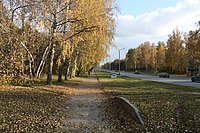 Lavrentyev Avenue, Novosibirsk 01.jpg