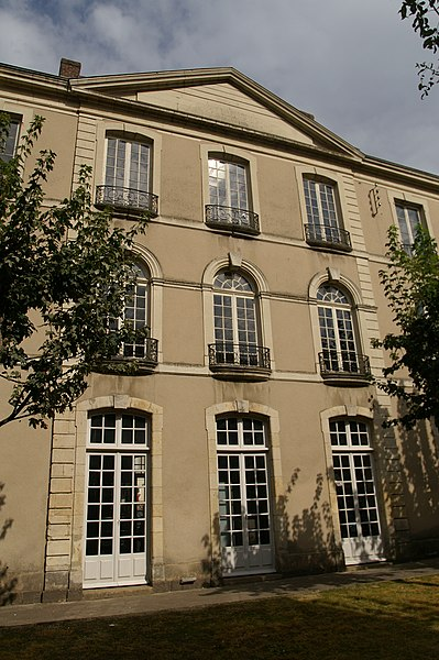 L'hôtel Coindon au Mans.