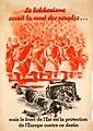 Le bolchevisme serait la mort des peuples ... mais le front de l'Est est la protection de l'Europe contre ce destin.jpg