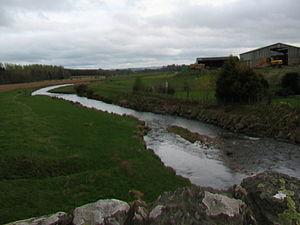 River Leader - Image: Leader Water New Mills 1