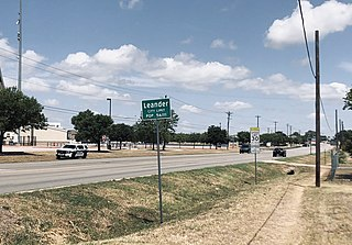 Leander, Texas City in Texas, United States
