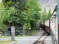 Leaving Tanygrisiau station - June 2013 - panoramio.jpg