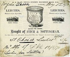 Leeches Reciept London 1870.jpg