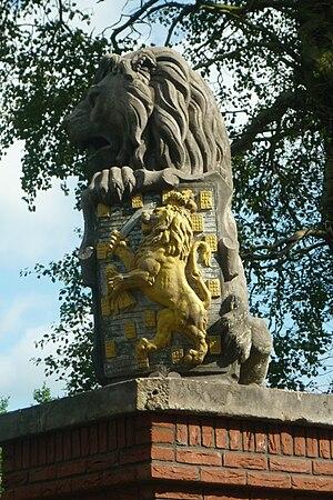 Louwman Museum - Image: Leeuw vd dierentuin