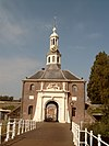leiden, stadspoort 2007-08-12 10.48