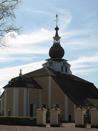 Leksand Municipality - Church of Leksand, 2007.