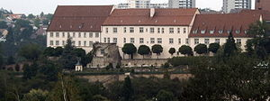 Leonberg - The palace.