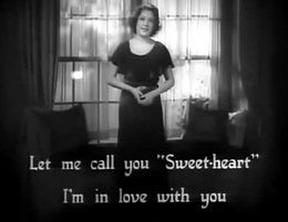 Bestand:Let Me Call You Sweetheart (1932).webm