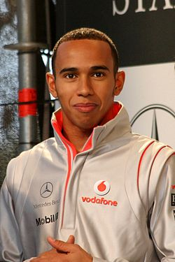 File photo of Lewis Hamilton.  Image: AngMoKio.