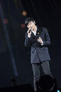 Li Ronghao at KKBOX Music Awards (2015-02-08)a.jpg