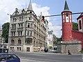 Liberec, Gutenbergova a semafor ve Felberově.jpg