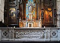 Lille WLM2018 Eglise Sainte-Catherine autel N.D. de Lourdes (1).jpg