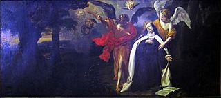 la Transfixion de sainte Thérèse d'Avila