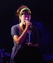 Lily Allen; Quelle: de.wikipedia.org