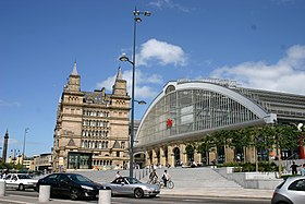 Image illustrative de l'article Gare de Liverpool Lime Street