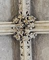 Lincoln Cathedral, Angel Choir Roof Boss, 12th from East (24794480657).jpg
