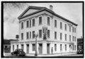 """Lincoln Hotel, North High and East """"A"""" Streets, Belleville, St. Clair County, IL HABS ILL,82-BELVI,1-1.tif"""