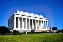 Image result for the lincoln memorial