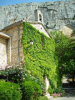 Lioux - église