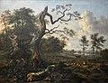 Lisière de forêt - Jan Wijnants - Adriaen van de Velde - Musée du Louvre.jpg