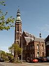 foto van Sint-Agathakerk