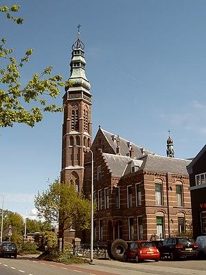 Lisse - Church:Sint-Agathakerk