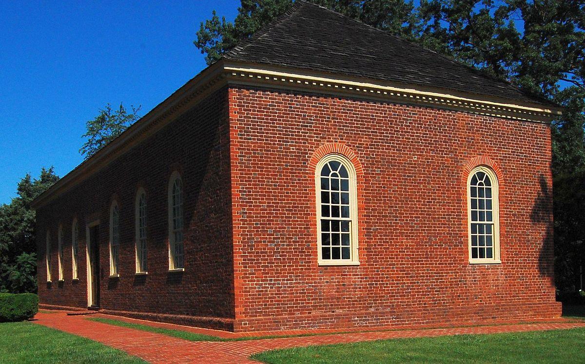 Little Fork Church - Wikipedia