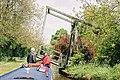 Llangollen Canal - Tilstock Park Lift Bridge - geograph.org.uk - 129795.jpg
