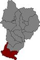 Localització de Baix Pallars.png