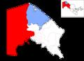 Location of Qo'ng'irot District in Qoraqalpog'iston.png