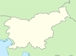 Goli Vrh is located in Slovenia