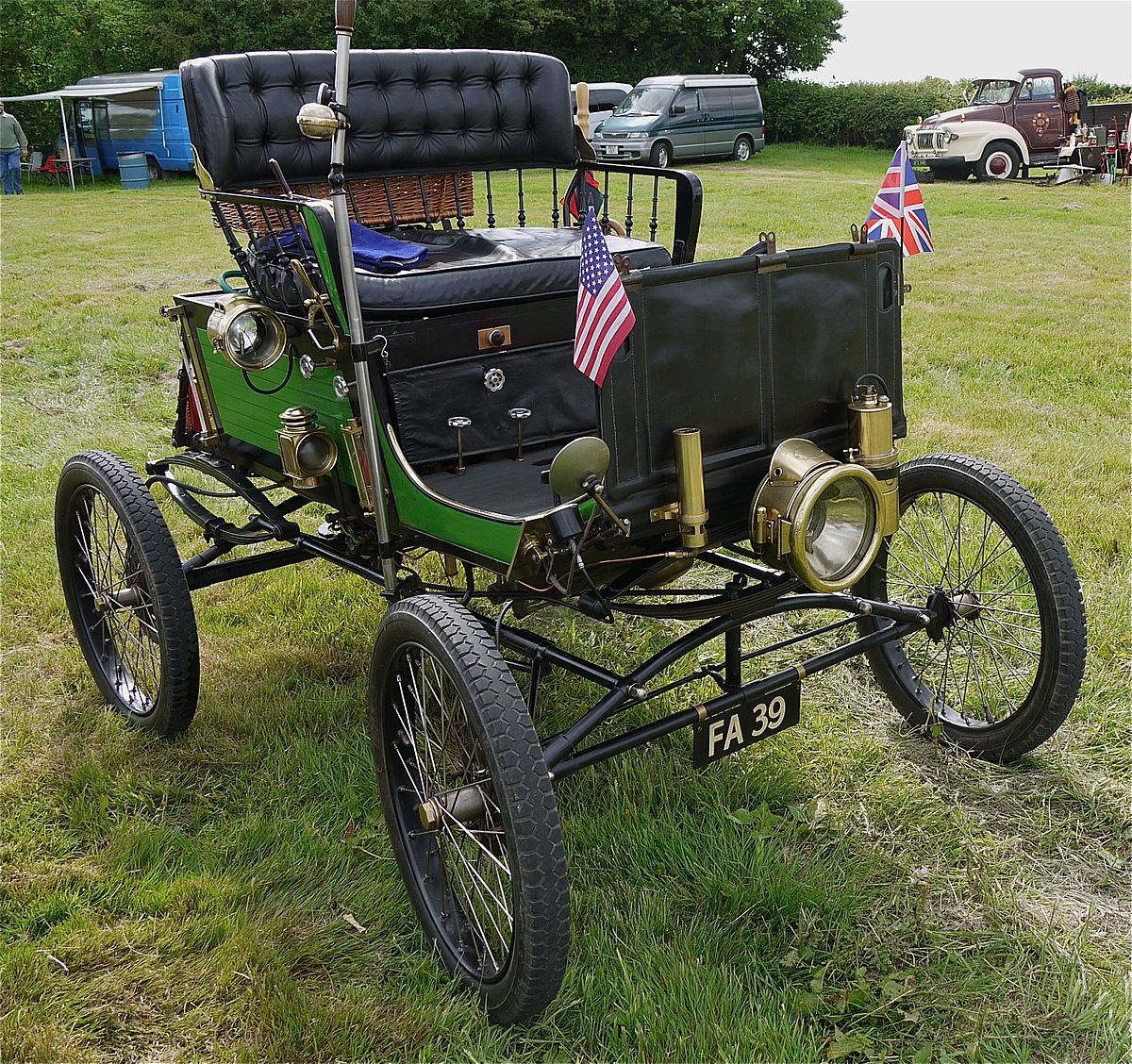 Locomobile Company Of America
