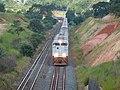 Locomotiva de comboio que passava sentido Boa Vista na Variante Boa Vista-Guaianã km 182-183 em Itu - panoramio.jpg