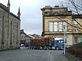Log lorry in central Paisley - geograph.org.uk - 383346.jpg