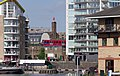 London MMB »0L9 Limehouse Basin and Docklands Light Railway 75.jpg