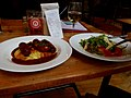 London pub meal for two at the Yorkshire Grey.jpg