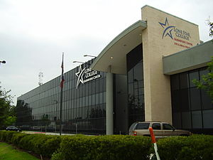 Lone Star College System - Lone Star College-North Harris Greenspoint Center, the former headquarters of the system