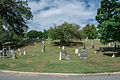 Looking N at section F - Glenwood Cemetery - 2014-09-14.jpg