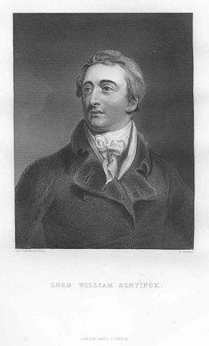 Battle of Ordal - Lord William Bentinck