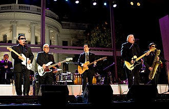 Los Lobos - Los Lobos performing at the White House in 2009