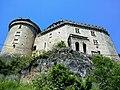 Lot Cabrerets Vallee De La Cele Le Chateau 29052012 - panoramio.jpg