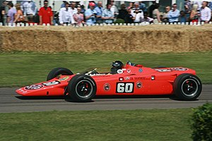 1968 Indianapolis 500 - Image: Lotus Pratt & Whitney Goodwood 2011