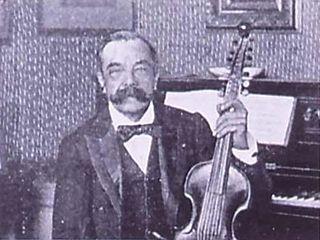 Louis van Waefelghem Belgian musician