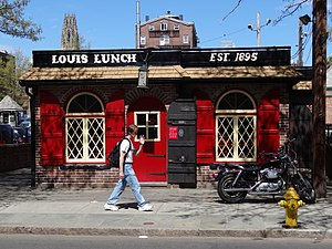 Louis Lunch - Classic Diner - New Haven - CT - USA (7088657091).jpg