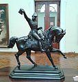 Louis Rochet - Estudo para Estátua equestre de Dom Pedro I 02.jpg