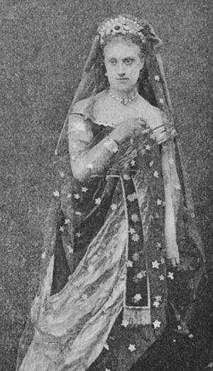 Hovsångare - Louise Michaëli.
