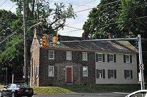 Lower Makefield Township, Bucks County, Pennsylvania - Scene in Edgewood
