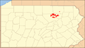 Loyalsock State Forest Locator Map.PNG