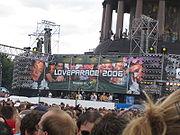 Loveparade 2006 / Siegessäule