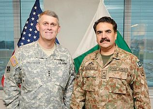 Comparison of US Army and Pakistan Army's UCP